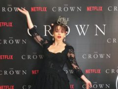 The Crown star Helena Bonham Carter said the show has a 'moral responsibility' to make it clear to viewers it is a drama and not historical fact (Netflix/PA)