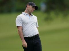 Rory McIlroy had an indifferent start (David J. Phillip/AP)