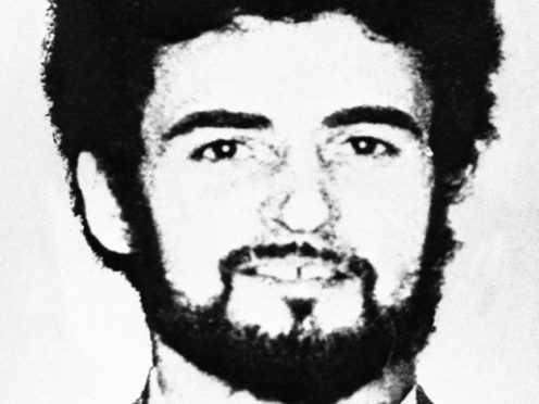 Peter Sutcliffe has died in hospital (AP)