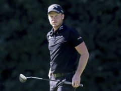Danny Willett carded a superb 66 in the second round of the Masters (Curtis Compton/Atlanta Journal-Constitution via AP)