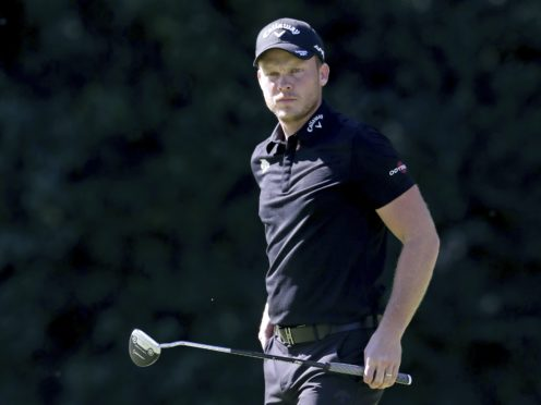 Danny Willett compiled a superb 66 in the second round of the Masters (Curtis Compton/AP)