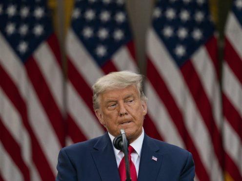 Donald Trump (AP Photo/Evan Vucci)
