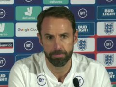 Gareth Southgate is ready for the challenge posed by Belgium (PA Video)