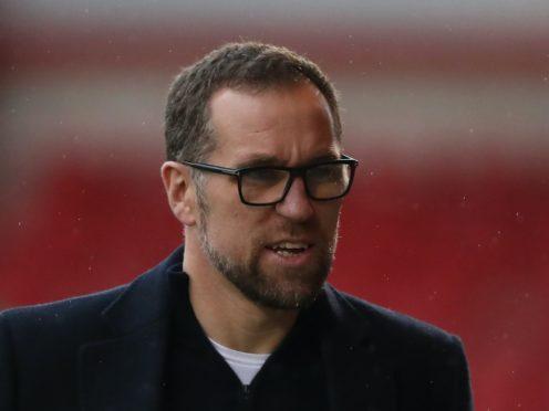 Dave Artell's Crewe beat Oxford away (Tim Goode/PA)