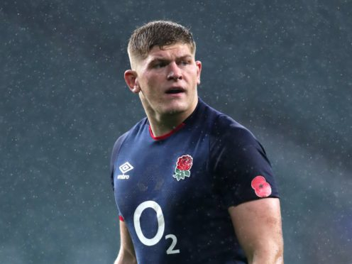 Jack Willis will miss out against Ireland (David Davies/PA)