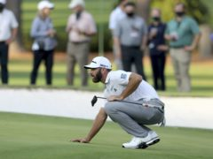 Dustin Johnson (Curtis Compton/Atlanta Journal-Constitution/AP)