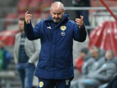 Steve Clarke's side were frustrated in Slovakia (Martin Baumann/TASR/PA)