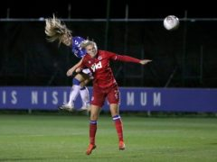 More female professionals are needed to help study the impact of playing the game on brain function (Martin Rickett/PA)