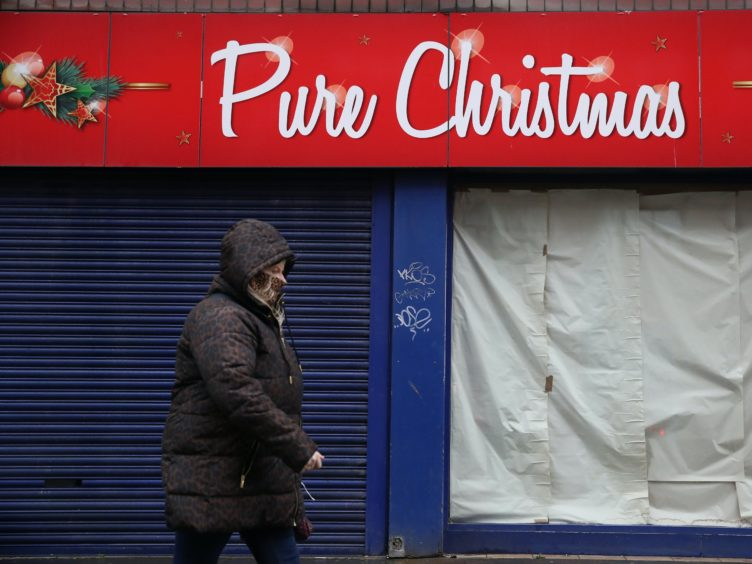CBI Scotland said small businesses will need a significant increase in support (Andrew Milligan/PA)