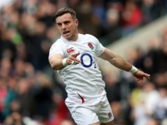 George Ford has returned to full fitness (David Davies/PA)