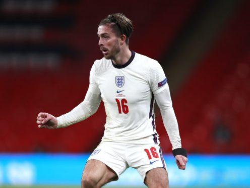 England's Jack Grealish (PA)