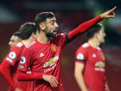 Bruno Fernandes knows Manchester United need to be better (Alex Livesey/PA)