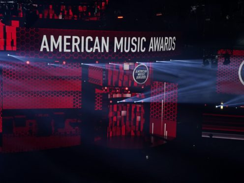 Justin Bieber opened the American Music Awards with a medley of songs to mark 10 years since his first performance at the ceremony (AP Photo/Chris Pizzello)
