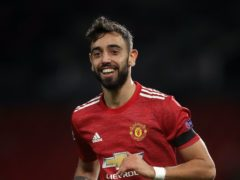 Bruno Fernandes has called on Manchester United to right home form (Martin Rickett/PA)
