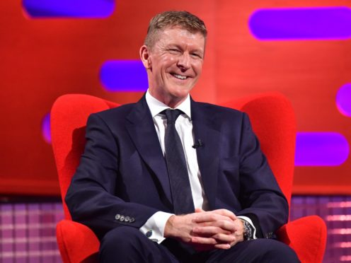 Tim Peake is one of the guests on this week's Graham Norton Show (Matt Crossick/PA)