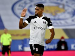 Fulham's Ivan Cavaleiro scored from the spot at Leicester (Rui Vieira/PA)