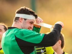 James Ryan has been selected to captain Ireland at the age of 24 (INPHO/Billy Stickland)