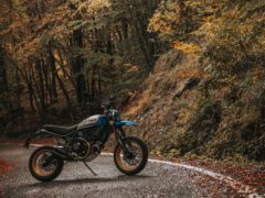 The new Scrambler meets current emissions standards