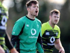 Ireland Rugby Squad Training, IRFU High Performance Centre, Sport Ireland Campus, Blanchardstown, Dublin 17/11/2020Ross ByrneMandatory Credit ©INPHO/Dan Sheridan