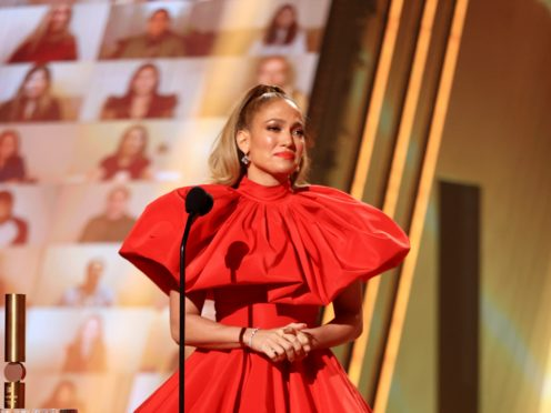 Jennifer Lopez and Justin Bieber were among the winners at the E! People's Choice Awards (Christopher Polk/E! Entertainment/NBCU Photo Bank via Getty Images)