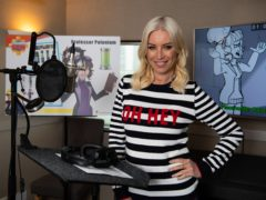 Denise Van Outen voices a character in an upcoming Fireman Sam episode (Cartoonito)