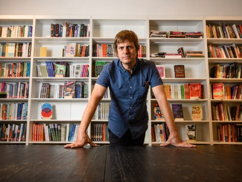 Andy Hunter is the founder of Bookshop.org, which is set to launch in the UK (Bookshop/PA)