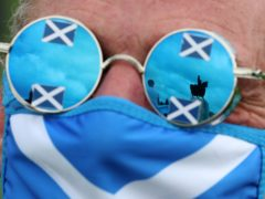 Two more polls have suggested a majority of Scots now support independence (Andrew Milligan/PA)
