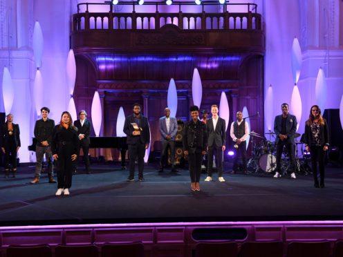 BBC Young Jazz Musician Final 2020 (Doug Peters/PA)