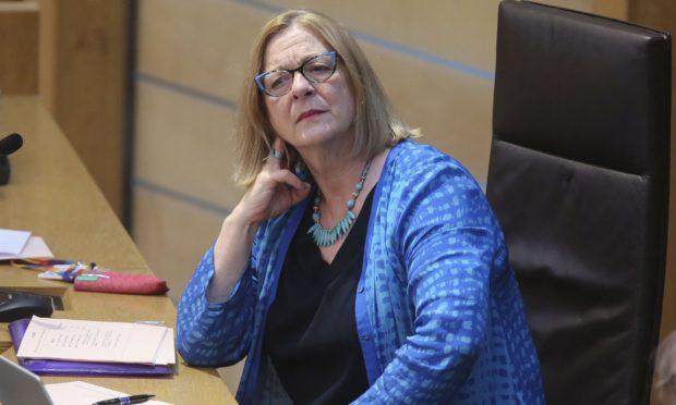 Linda Fabiani on chairing 'highly charged' Salmond inquiry