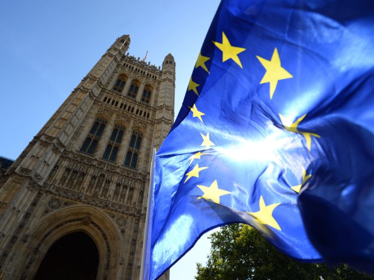 Brexit will be a crisis 'entirely of the UK Government's making', Constitution Secretary Mike Russell said (Kirsty O'Connor/PA)