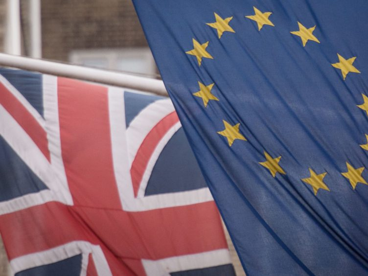 A Holyrood committee wants a six-month grace period to come in at the end of the Brexit transition period (Stefan Rousseau/PA)