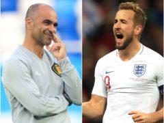 Belgium boss Roberto Martinez has praised England skipper Harry Kane.