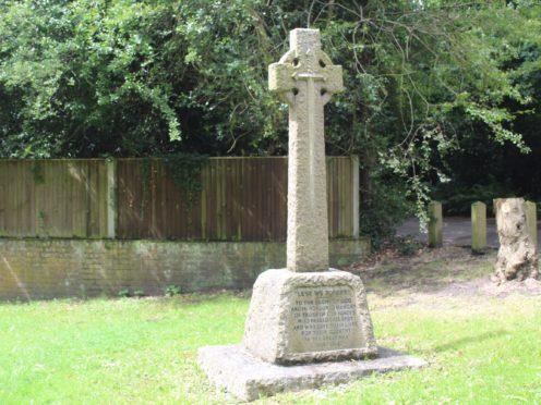 Hundreds of war memorials have been listed across England (War Memorials Trust/PA)
