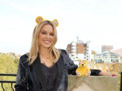 Kylie Minogue (BBC/PA)