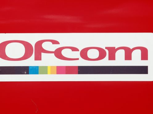 Ofcom has updated its guidelines (Dominic Lipinski/PA)