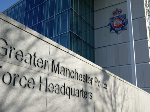 A watchdog previously expressed concern over Greater Manchester Police's performance (Dave Thompson/PA)
