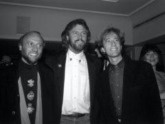 The Bee Gees (Martin Keene/PA)