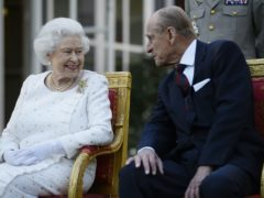 The Queen and the Duke of Edinburgh will spend Christmas at Windsor Castle (Owen Humphreys/PA)