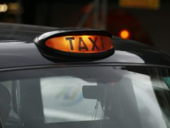 Drivers say the taxi trade 'desperately' needs more help (Jonathan Brady/PA)