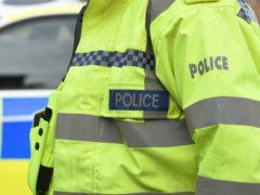 Police said a man died following the crash (Joe Giddens/PA)