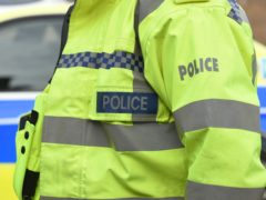 The incident occurred on the A90 in Aberdeenshire, south of Peterhead (PA)