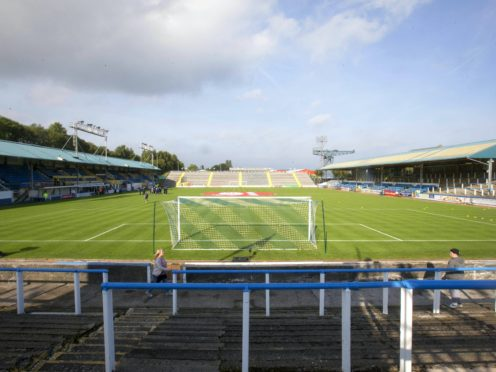 Clubs like Morton are awaiting more news of public funding (Jeff Holmes/PA)
