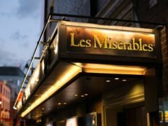 Les Mis returned to the stage (Photo by Johan Persson)