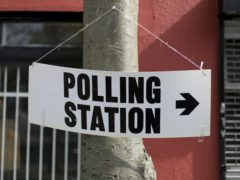 Cabinet Office minister Penny Mordaunt has suggested voters could be required to wear face coverings when visiting polling stations at next year's elections (Yui Mok/PA)