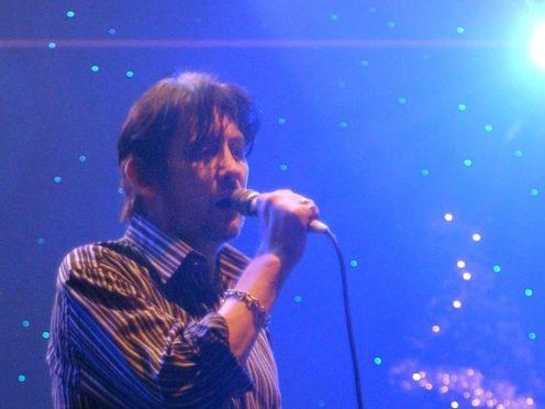 The Pogues' frontman, Shane MacGowan (Joel Ryan/PA)