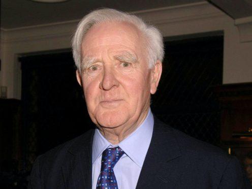 David Cornwell in 2006 (Yui Mok/PA)