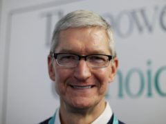 Apple boss to urge world leaders to work together for 'carbon neutral economy' (Yui Mok/PA)