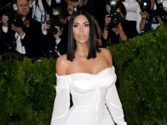 Kim Kardashian West said she is 'so messed up' after a death row inmate whose case she had championed was executed (Aurore Marechal/PA)
