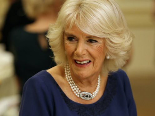 The Duchess of Cornwall (Gareth Fuller/PA)