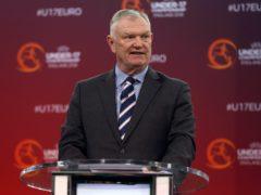 The FA is seeking a successor to Greg Clarke (Tim Goode/PA)